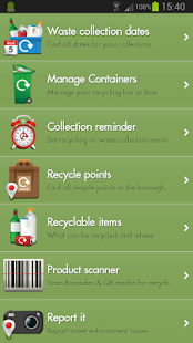 Recycle for Ashford- screenshot thumbnail