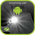 Flash Alerts on Call icon