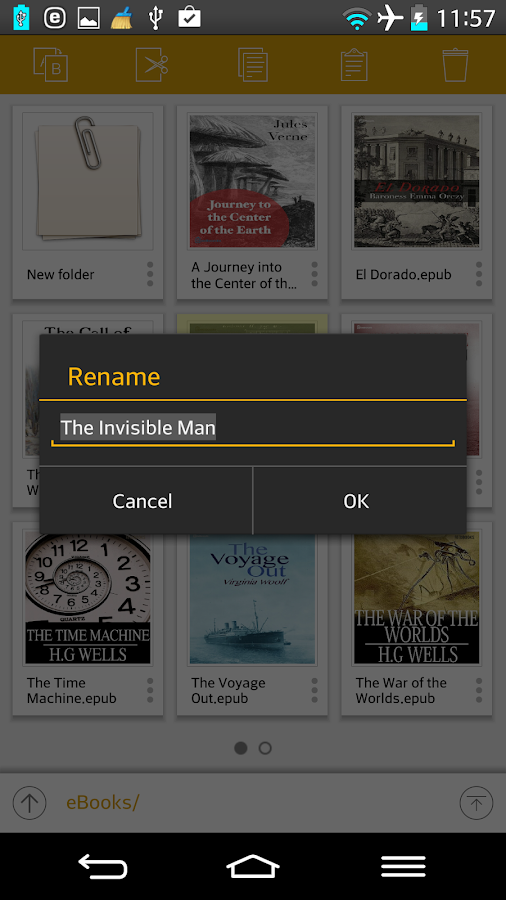 Smartreader Free - screenshot