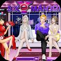 Sexy Mahjong logo