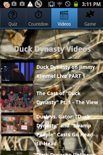 Ultimate Fans of Duck Dynasty - screenshot thumbnail