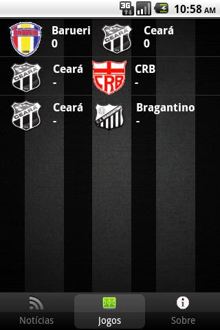 Ceará SC News [beta]- screenshot