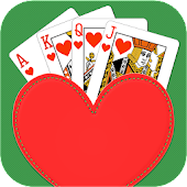 Hearts Solitaire(Classic Card)