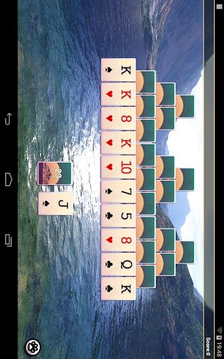 【免費紙牌App】Wild Tripeaks Lite-APP點子