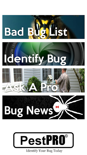 PestPro The Bug Identifier