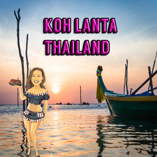 蘭達島泰國