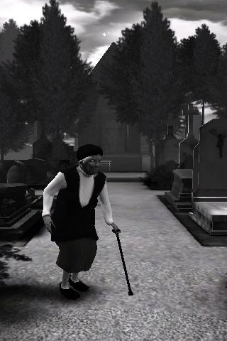 The Graveyard- screenshot