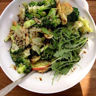 Honey Mustard, Broccoli & Apple Salad.