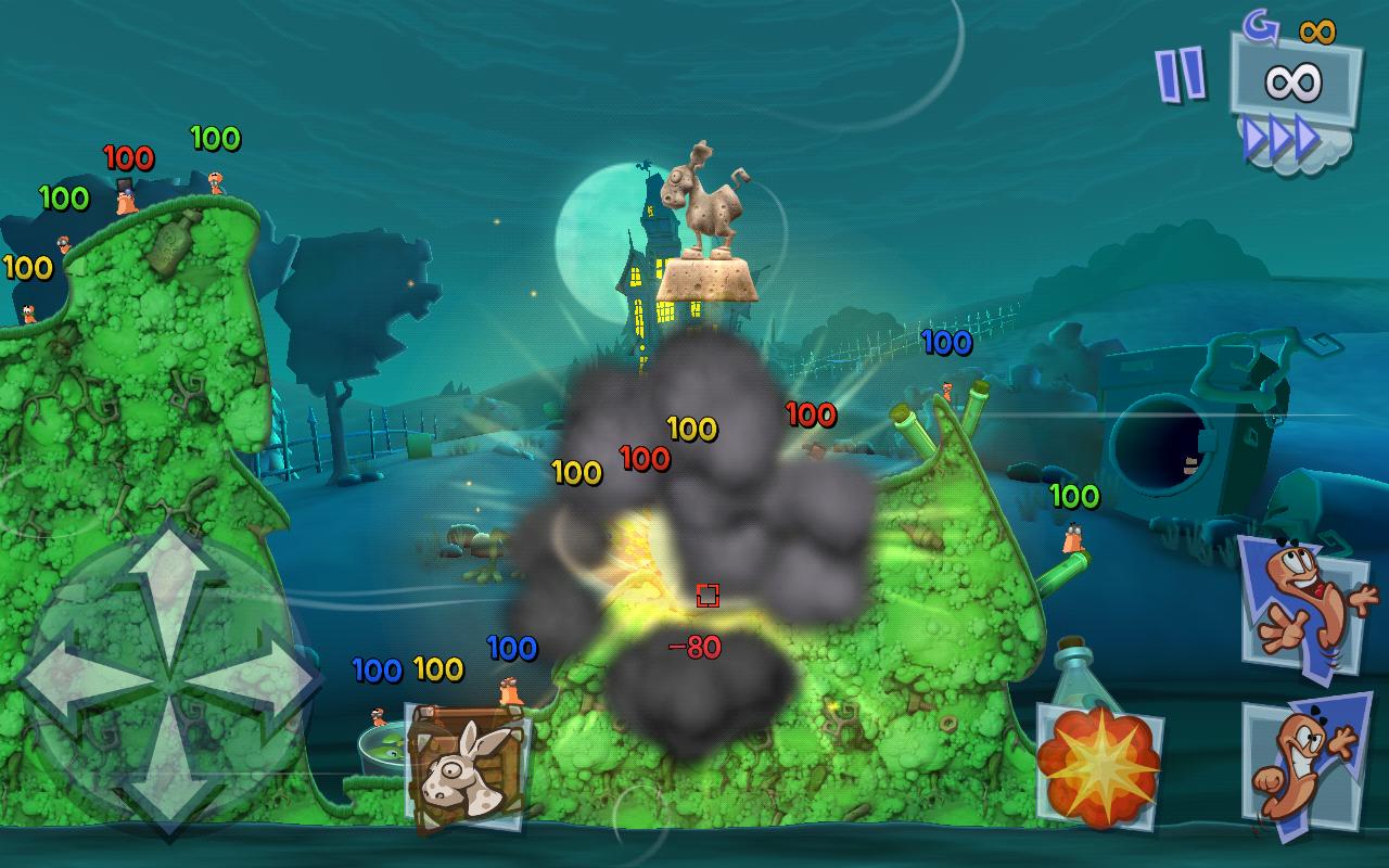 Worms 3 screenshot #18