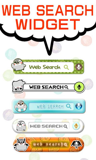 【免費個人化App】Pesoguin Web Search Widget-APP點子
