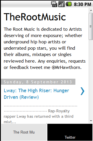 The Root Music