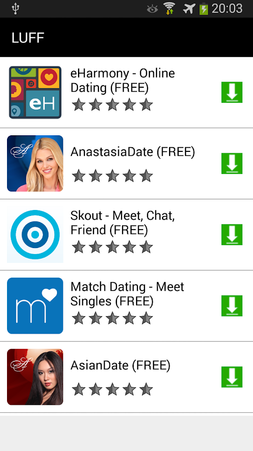 Best Free Dating Sites - LUFF- screenshot