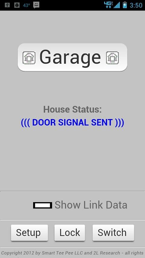 Garage Door Opener - Ver:2- screenshot