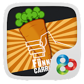 Carrot - GO Launcher Theme