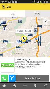 Yellow Pages SA - Maps, GPS... - screenshot thumbnail