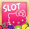 Hello Kitty Fruit Slot logo