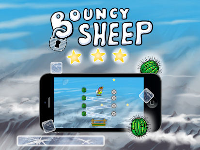 Bouncy sheep - The Saga Begins- screenshot thumbnail