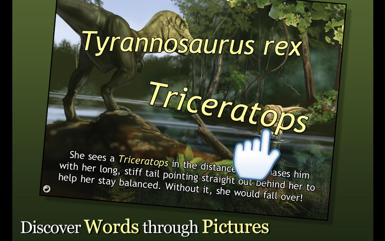 It's Tyrannosaurus Rex! - screenshot