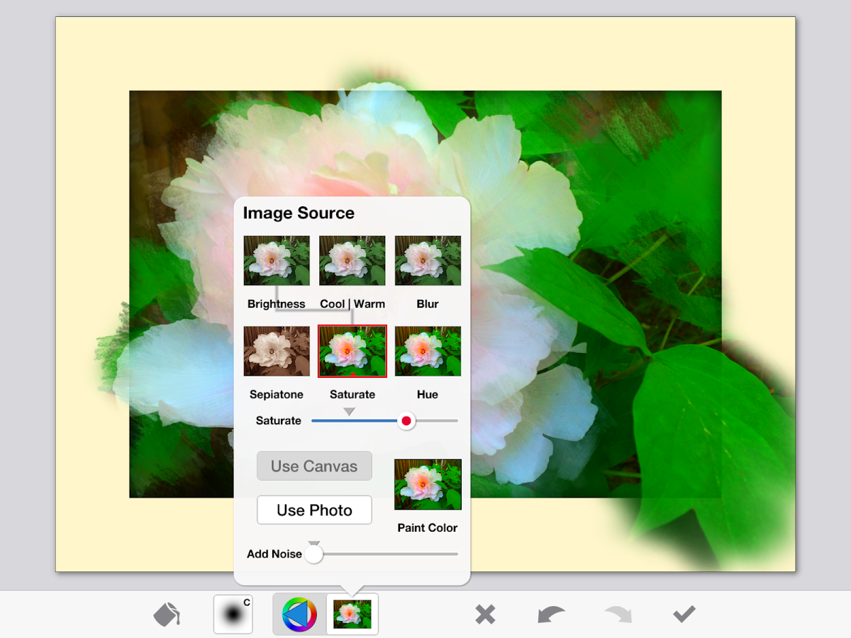 PhotoViva - screenshot