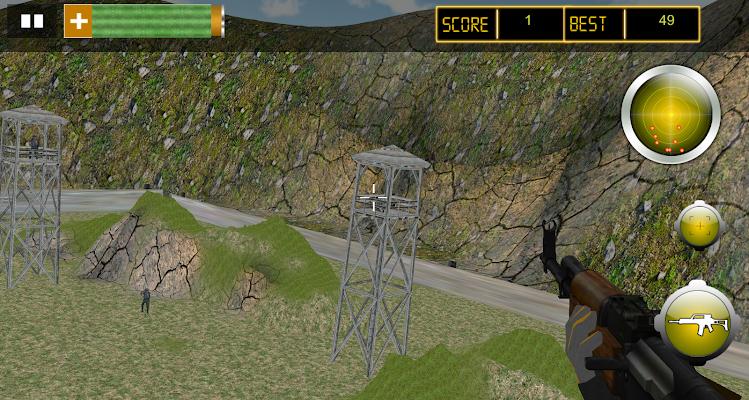 Army Gunship: Attack Adventure - screenshot