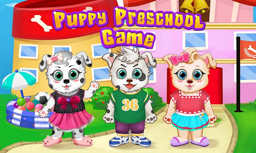 Puppy Dog School Adventure Fun