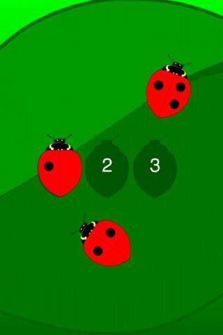 Insectes !– Capture d'écran