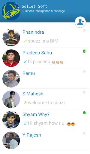 【免費通訊App】sBUZZ-APP點子