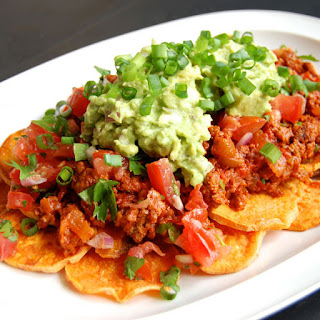Addictive & Healthy Paleo Nachos.