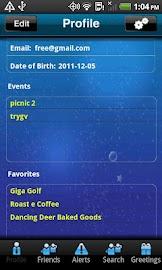 Gift Alert Screenshot 2