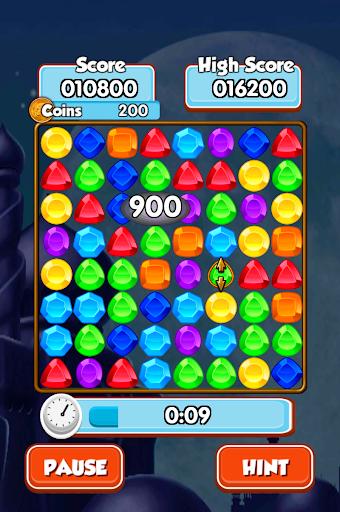解謎必備APP下載|Bedazzled Gems 好玩app不花錢|綠色工廠好玩App