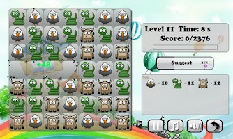 Screenshot of Funny Zoo Puzzle