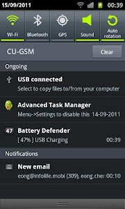 Battery Defender - 1 Tap Saver v1.1.6