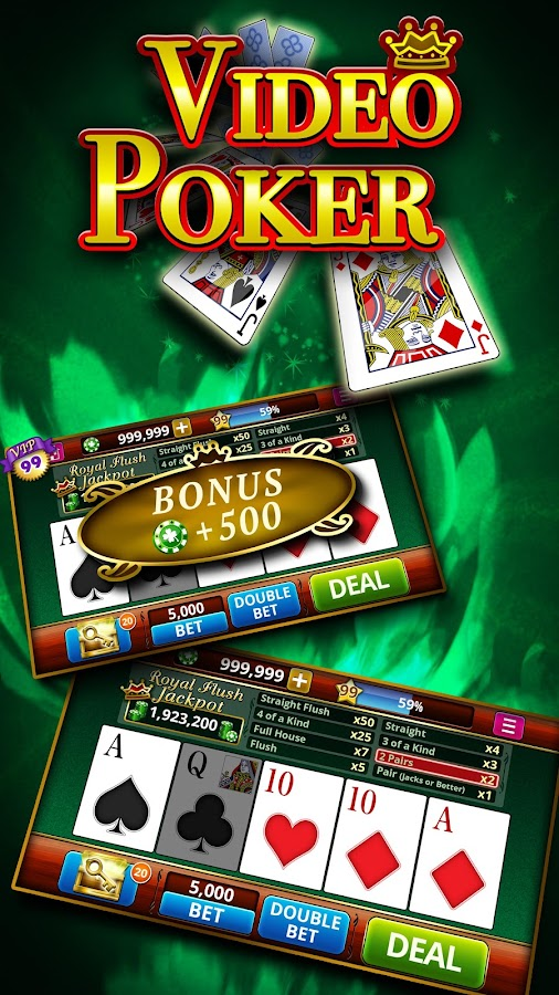Heaven poker android