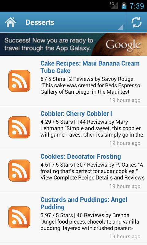 Hot Dog Recipes - screenshot