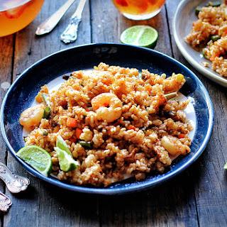 Easy Tom Yum Fried Rice Recipe