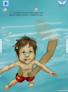 Luca y su Clase de Natación - screenshot thumbnail