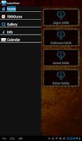 Screenshot of Gurbani Nitnem (with Audio)