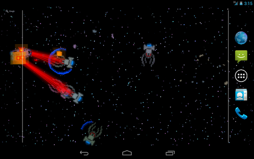 Pixel Fleet Lite Screenshot 9