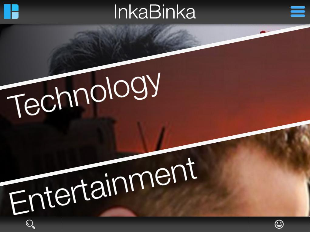 InkaBinka- screenshot