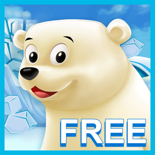 Polar Bear Cub Free for kids 教育 App LOGO-硬是要APP