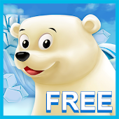 Polar Bear Cub Free for kids