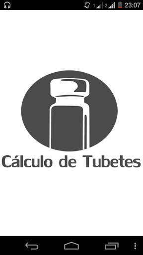 Cálculo de Tubetes PRO
