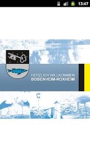 Gemeinde Bobenheim-Roxheim – Miniaturansicht des Screenshots