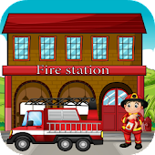Kids Fire Truck Games Free