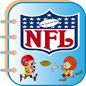 Football(NFL) coloring book