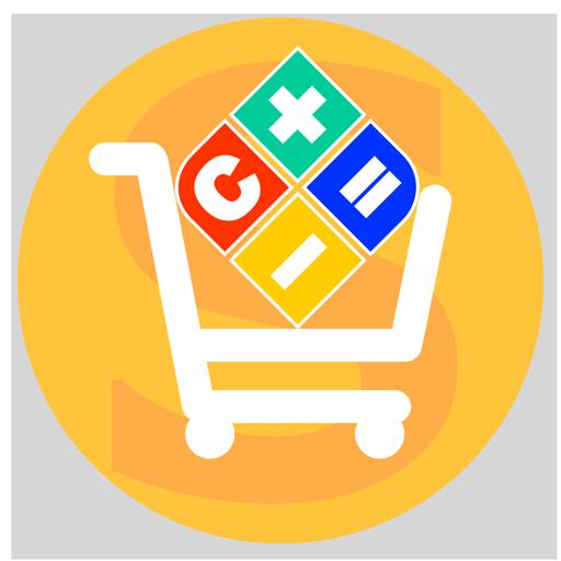 買物応援計算機 購物 App LOGO-硬是要APP