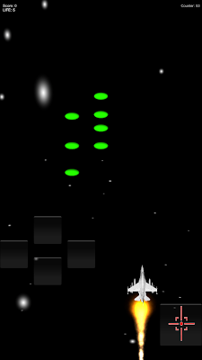 Space Shooting 2D - Classical - screenshot