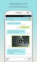 Screenshot of GeeVee