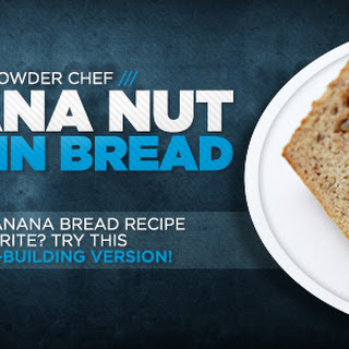 Anna's Banana Nut Protein Bread ///