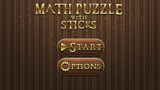 Matematické Puzzle s holemi - náhled
